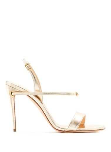 Beymen&Designer Ayakkabı Altın